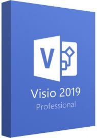 Microsoft Visio Professional 2019 - 1 PC